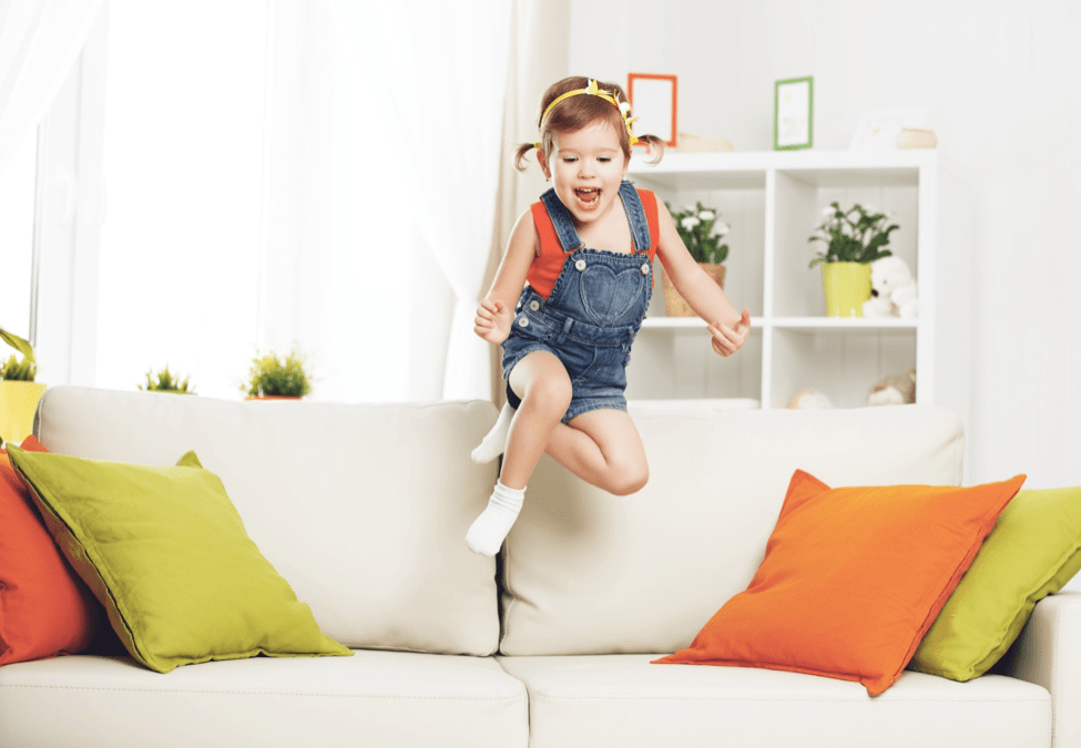 How to Keep Your Sofa Looking Like New (even if you have kids)